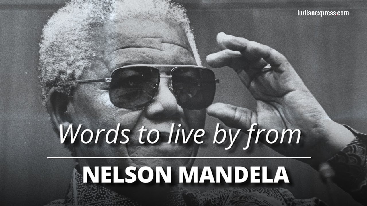 Nelson Mandela Birthday | Nelson Mandela Best quotes | Nelson Mandela 100th Birthday