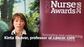 Professor Kinta Beaver on a nurse-led phone follow-up service for endometrial cancer patients