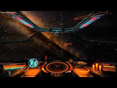 Elite dangerous beta premium: a trip from Aselus to dahan
