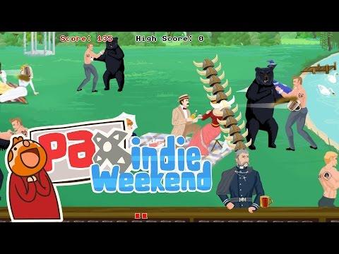 PAX Indie Weekend! - MAX GENTLEMEN!!!