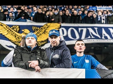 LECH POZNAŃ - Legia Warszawa (19.03.2016): Doping Kiboli Kolejorza