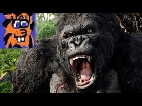 King Kong (2005) movie review with CineMadness and Brian Mendoza