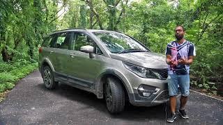Tata HEXA 4300 kms Review