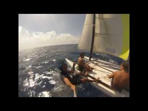 naufragio catamarano tromba marina con stefano papaleo