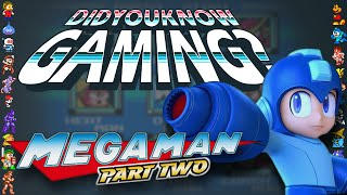 Mega Man Part 2 - Did You Know Gaming? Feat. Kirbopher