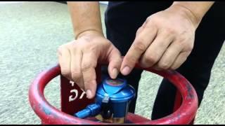 UGS Gas Safety Auto Regulator (Malay)