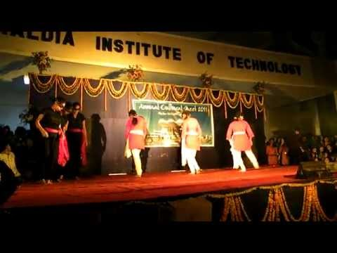 Haldia Institute of Technology Cultural Meet '10