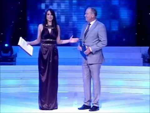 Slađa Pejić i Mirko Fodor - Najveći tv spektakl @ Miss BiH 2010