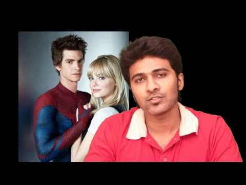 "The Amazing Spider Man Movie review by ""Machi padam epudi"""