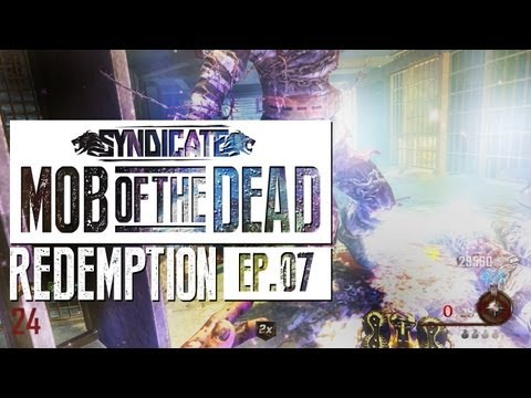 "'Mob Of The Dead' ""BEST WEAPON EVER"" Live w/Syndicate (Part 7)"