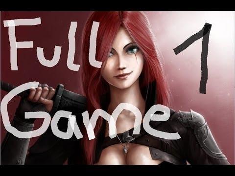 Diamond Katarina Main - Kata Vs. Akali -full Game video