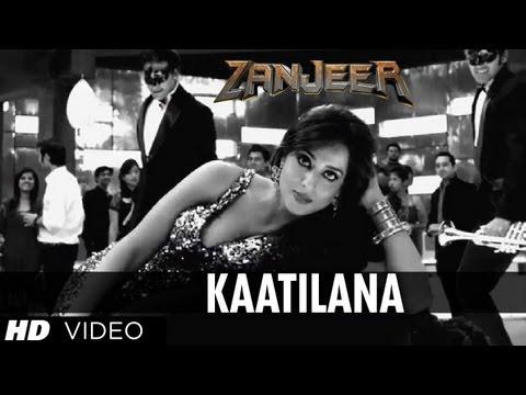 KAATILANA ZANJEER SONG | PRIYANKA CHOPRA, RAM CHARAN