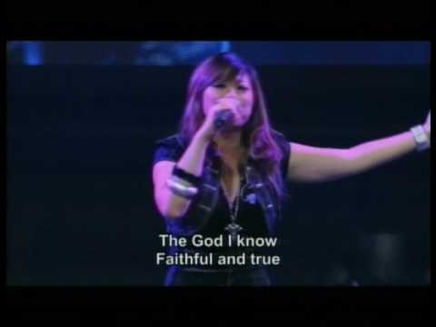 The God I Know(Live) City Harvest Church