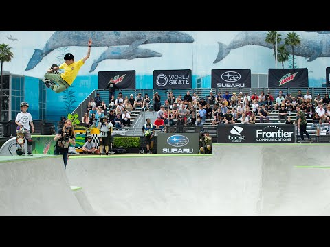 Men's Park Semi Final Live Webcast (Part1) | 2019 Dew Tour Long Beach