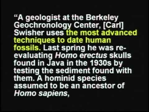 Carbon Dating Flaws - Doesnt Carbon Dating Disprove