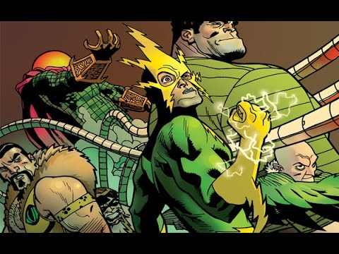Loquendo - The Sinister Six