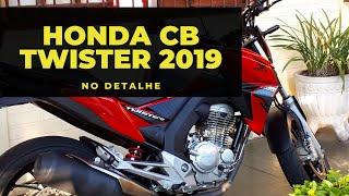 CB Twister 250cc 2019