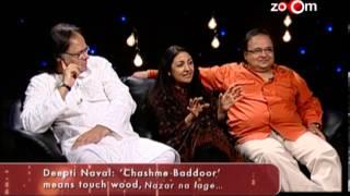 Exclusive Interview with Farooq Shaikh, Deepti Naval & Rakesh Bedi
