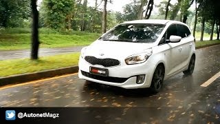 Driving Impression All New KIA Carens Indonesia by AutonetMagz [Part - 2]