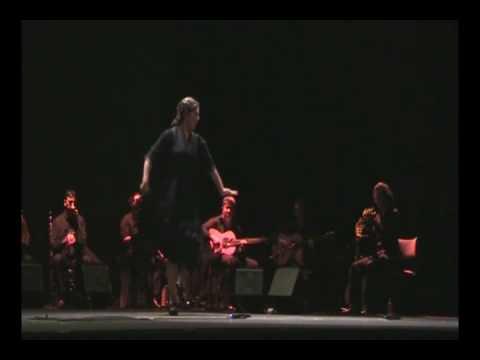 """Cie luisa """" Mujeres en cuadro"""" Por Solea vainqueur du concours """"jeunes espoirs du flamenco"""" Festival International de Flamenco de Genève. Extrait du spectacl..."""