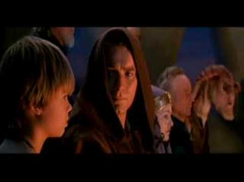 Star Wars Episode 1 The Phantom Menace Trailer #1