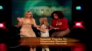 Hilary Duff - On The Oprah Winfrey Show - Interview and Meet With a Special Fan 2005 - HD