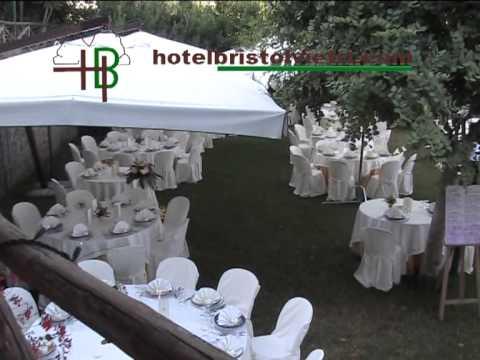 I giardini dell'Hotel Bristol Vietri