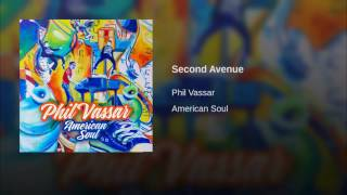 Phil Vassar Second Avenue