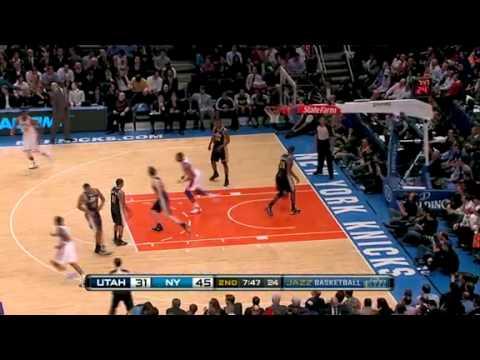 NBA Recap: New York Knicks vs Utah Jazz (7/3/11)