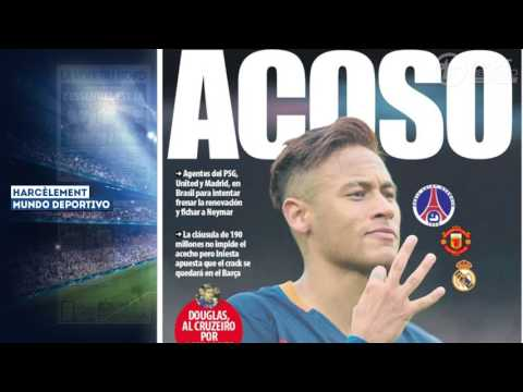 Le PSG harcèle Neymar, le clan Pogba ouvre la porte au Real Madrid !