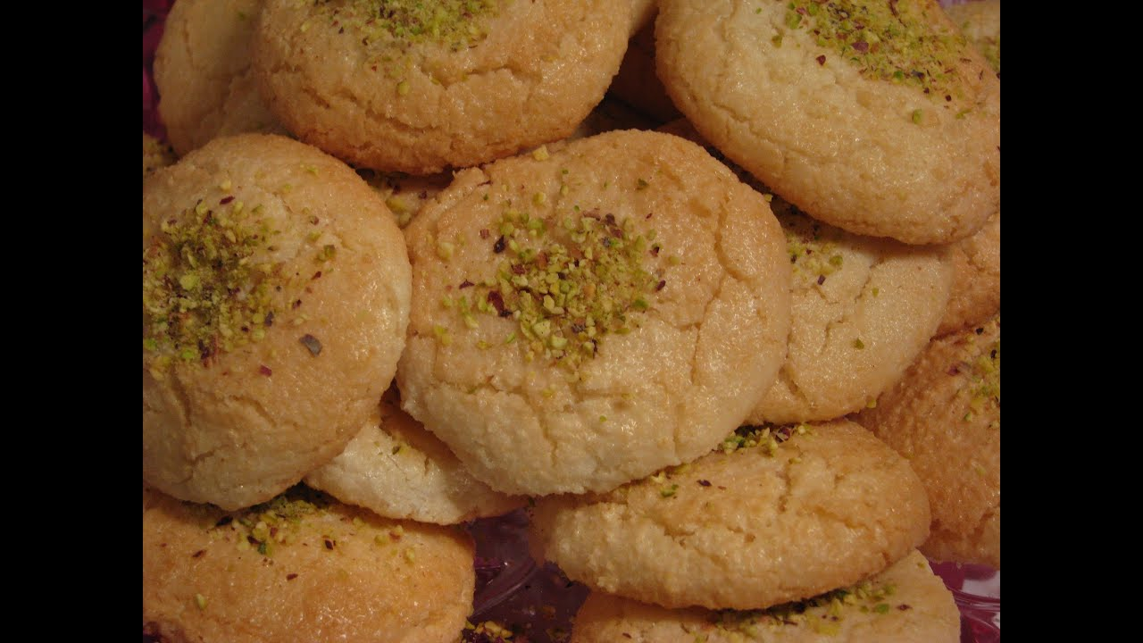 Coconut Cake Cookies