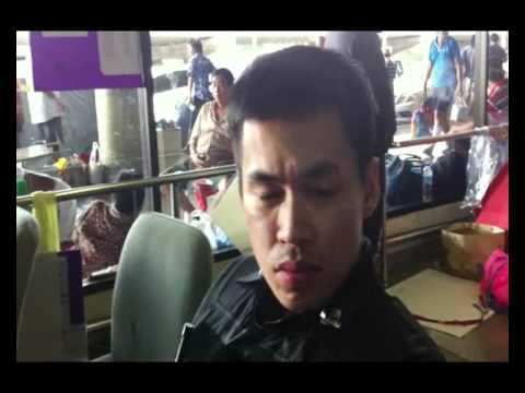 Evacuation @ Don Mueang Intl. Airport starts… 25.10.2011