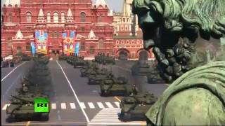 Victory Day in Moscow 2014 Red Alert 3 Theme Soviet March