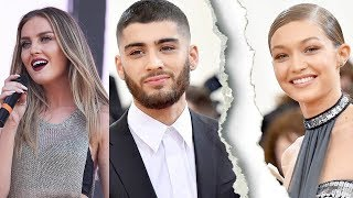 Download Lagu Perrie Edwards RESPONDS To Gigi Hadid Zayn Malik Breakup! Gratis STAFABAND