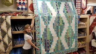 Let's Make!   Long Tall Quilt Pattern
