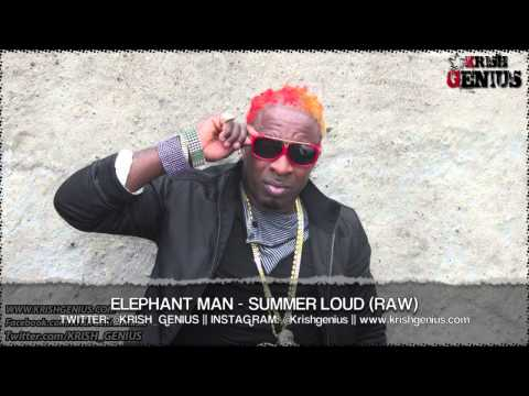 Elephant Man - Summer Loud - May 2013