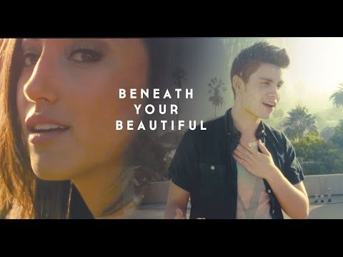 Beneath Your Beautiful (Labrinth ft. Emeli Sande) - Sam Tsui & Alex G Cover Music Videos