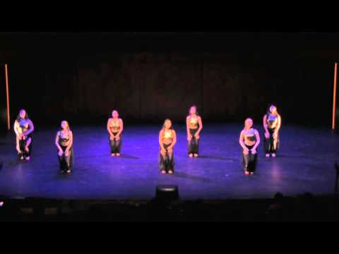 UChicago Maya | Where Fun Comes To Dance competition set