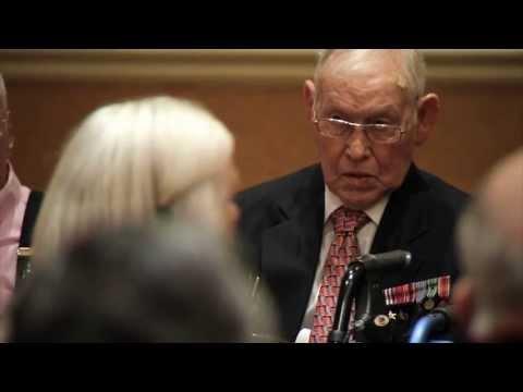 Veterans Honored video