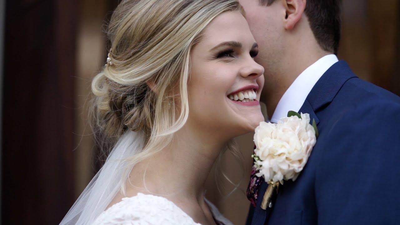 Clayton and lauren wedding