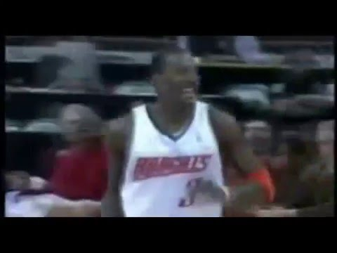 Top 100 Gerald Wallace dunks and blocks