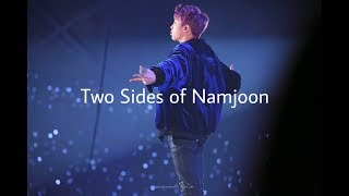Two Sides of Namjoon