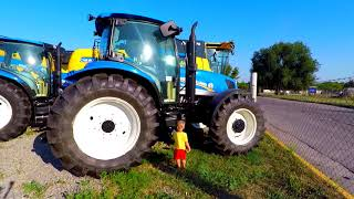 Max and toy Car Excavator