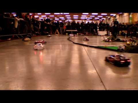 RC Drift - Paris Tuning Show 2009
