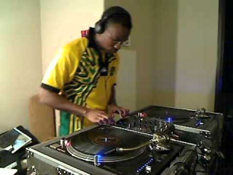 Time Travel Riddim Mix (lenky Productions)  - Hq Audio video