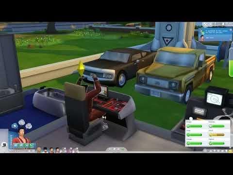 The Sims 4 - 2° Temporada #40 - Agora temos um Carro!