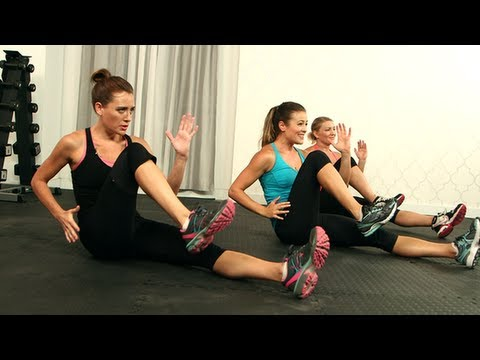 10-minute No-equipment Home Workout, Full Body Exercise, Class Fitsugar video