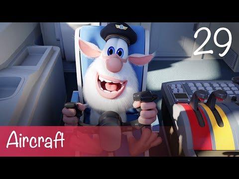 Booba - Aircraft - Episode 29 - Cartoon for kids thumbnail