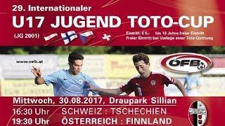 Швейцария до 17 : Чехия до 17