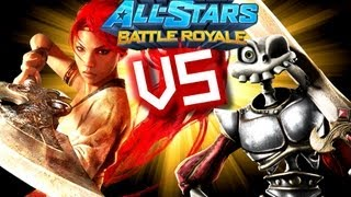 PLAYSTATION ALL-STARS GameChap VS Bertie! Gameplay!